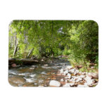 Oak Creek II in Sedona Arizona Nature Photography Magnet