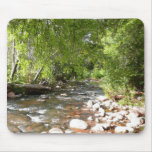 Oak Creek II in Sedona Arizona Nature Photography Mouse Pad