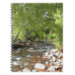 Oak Creek II in Sedona Arizona Nature Photography Notebook