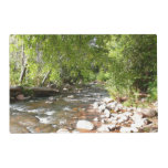 Oak Creek II in Sedona Arizona Nature Photography Placemat