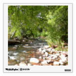 Oak Creek II in Sedona Arizona Nature Photography Wall Decal