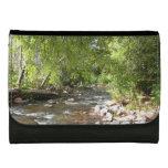 Oak Creek II in Sedona Arizona Nature Photography Women's Wallets