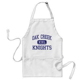 Oak Creek - Knights - High - Oak Creek Wisconsin Apron