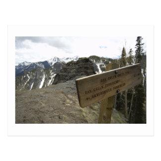 oak creek trail postcard