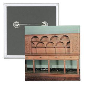 Oak Dresser Button