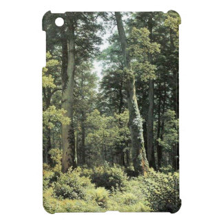 Oak Forest | Landscape Oil Painting Case For The iPad Mini