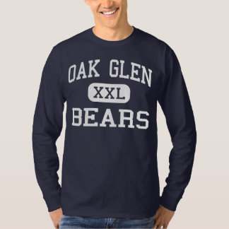 Oak Glen Bears Middle Chester West Virginia Shirt