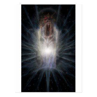 OAK GODDES GIFTING POSTCARD
