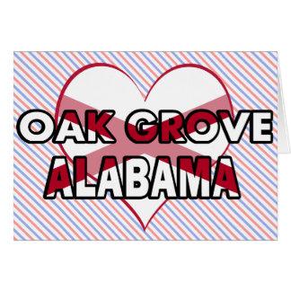Oak Grove, Alabama Cards