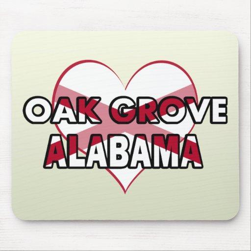 Oak Grove, Alabama Mouse Pad
