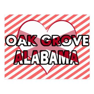 Oak Grove, Alabama Postcard