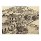 Oak Grove Farm Res of Young Brothers & Cagwin Postcard