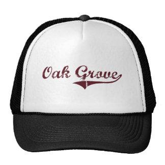 Oak Grove Minnesota Classic Design Trucker Hat