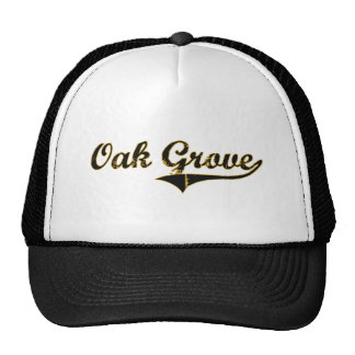 Oak Grove Missouri Classic Design Trucker Hat