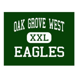 Oak Grove West - Eagles - Junior - Bartonville Postcard