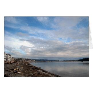 Oak Harbor City Beach Card