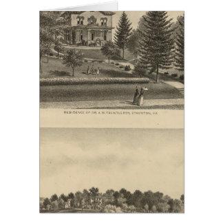 Oak Hill Fauntleroy residence Card