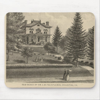 Oak Hill Fauntleroy residence Mouse Pad