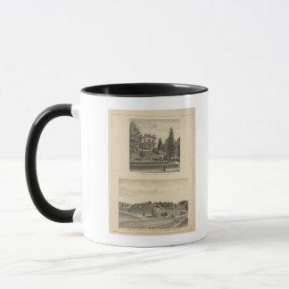 Oak Hill Fauntleroy residence Mug