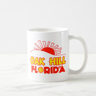 Oak Hill Florida Mugs