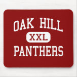 Oak Hill - Panthers - Middle - Newton Mouse Pad