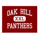 Oak Hill - Panthers - Middle - Newton Postcard