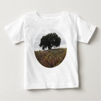 Oak in Autumn Vineyard Infant T-shirt