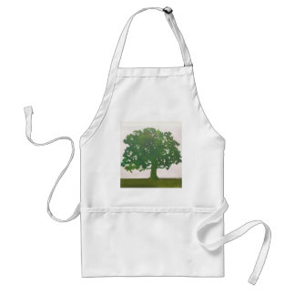 Oak in Spring Adult Apron