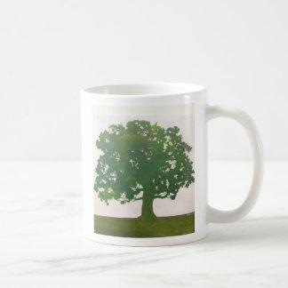 Oak in Spring Coffee Mug
