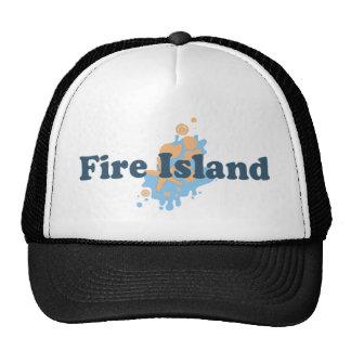 Oak Island. Trucker Hat