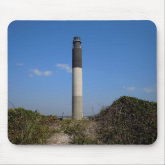 Oak Island Lighthouse, North Carolina Mouse Pad