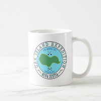 Oak Island Money Pit Expedition Coffee Mug