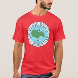 Oak Island Money Pit Expedition T-shirt
