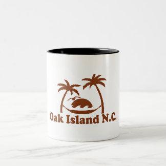 Oak Island Mug