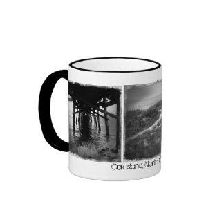 Oak Island NC Mug