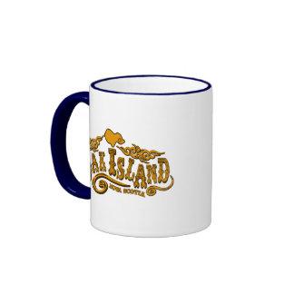 Oak Island Saloon Coffee Mug