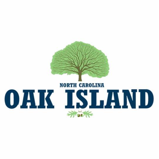Oak Island. Statuette