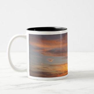 Oak Island Sunset Mug