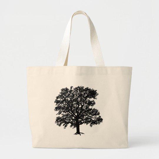 Oak Large Tote Bag