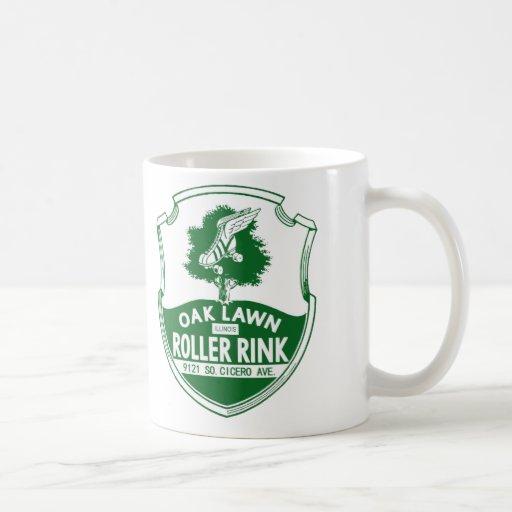 Oak Lawn Roller Rink, Oak Lawn, Illinois Coffee Mug