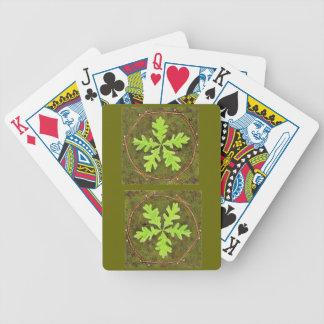 Oak Leaf Cards