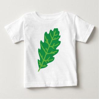 oak leaf icon baby T-Shirt