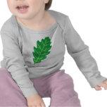 oak leaf icon t-shirts