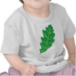 oak leaf icon tees