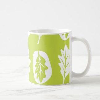 Oak Leaf Mug