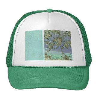 Oak Leaves and Hills Trucker Hat