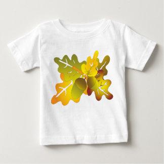 oak leaves baby T-Shirt
