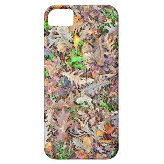 Oak Leaves iPhone SE/5/5s Case