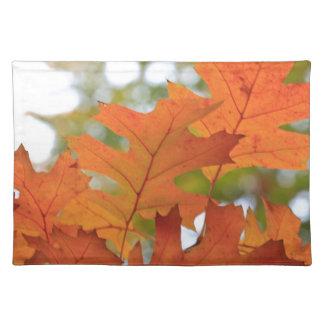 Oak Leaves Placemat