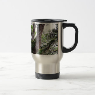 oak & mossGeorgia Live Oaks And Spanish Moss Travel Mug
